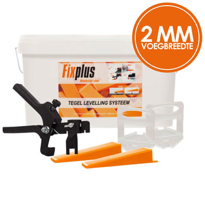 Fix Plus Levelling 2 mm
