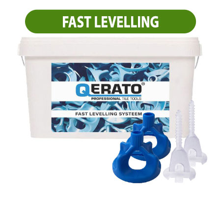Qerato Fast Levelling | 3 - 15 mm