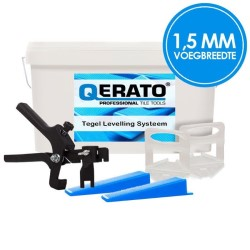 Qerato Levelling 1,5 mm | 3 - 13 mm