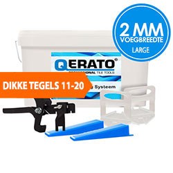 Qerato Levelling 2 mm Large | 11 - 20 mm