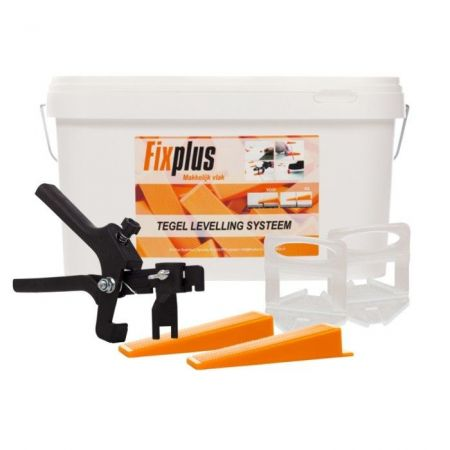 Fix Plus Levelling systeem 1 mm