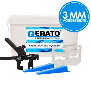 Qerato Levelling Systeem 3mm