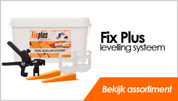 Fix Plus Tegel Levelling Systeem
